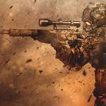 Weapons graphics steampunk sniper sniper