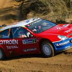 Rally, citroen, sport, rally, wrc, hood, side view