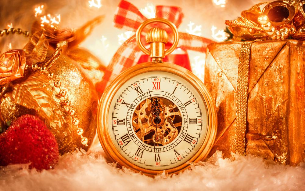 Watch new year gifts