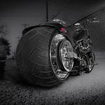 Chopper, bike, design, motorcycle, street, style