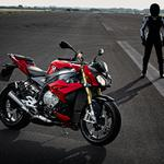 Bmw s 1000 r motorcycle road wallpaper