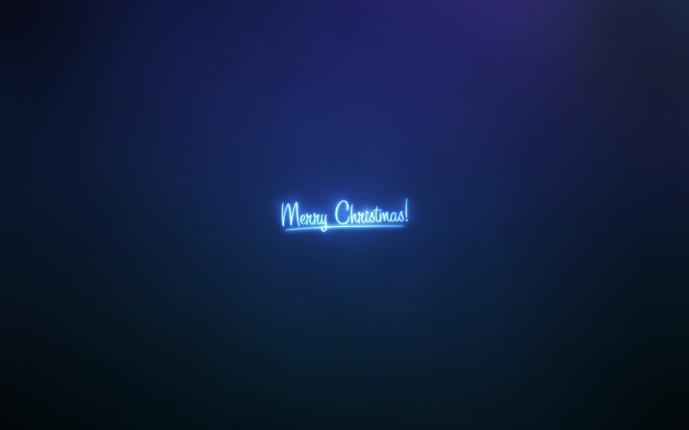 Christmas inscription minimalism