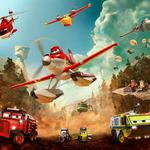 Planes: fire and rescue, heroes fly in, planes: fire and water, when others fly out