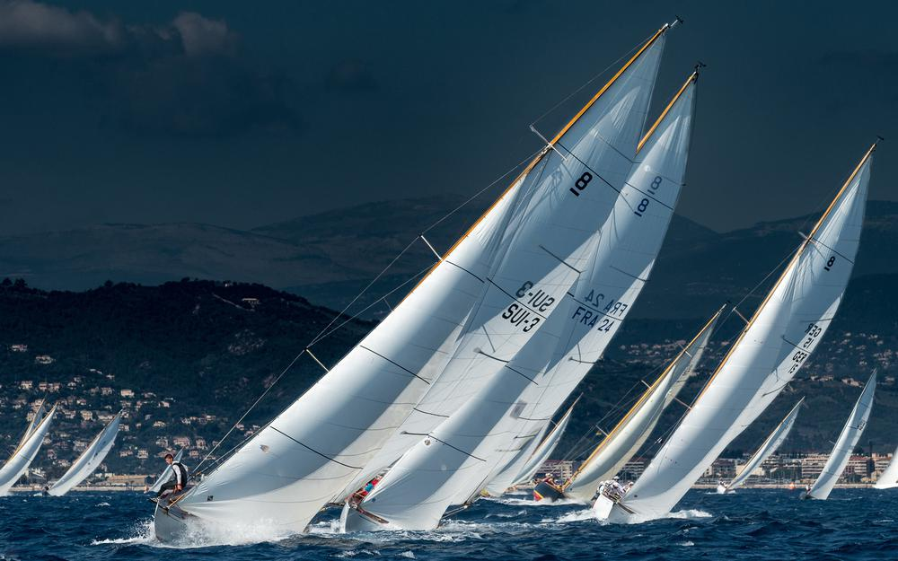 Water, sails, sailboats, race, regatta, sailing