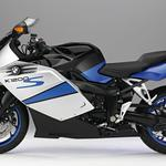 Motorcycle bmw k 1200s sports car