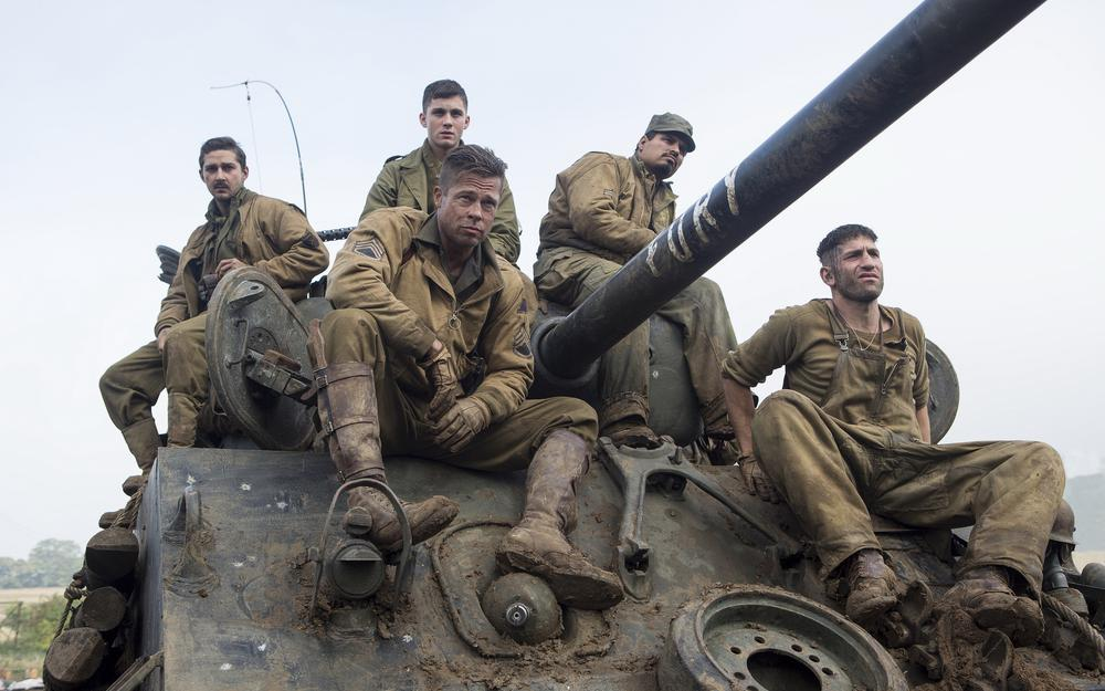 Tank tankers soldiers