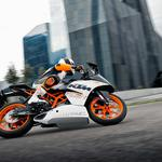 Racer, motorcycle, beauty, ktm