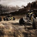 Atvs steppe hd wallpaper