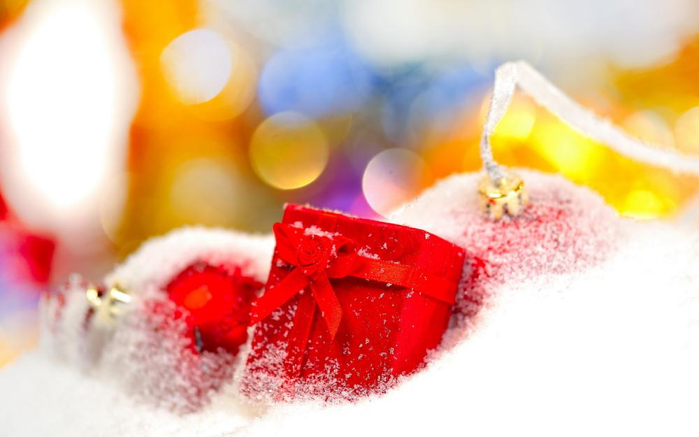 Gifts snow gifts snow wallpaper
