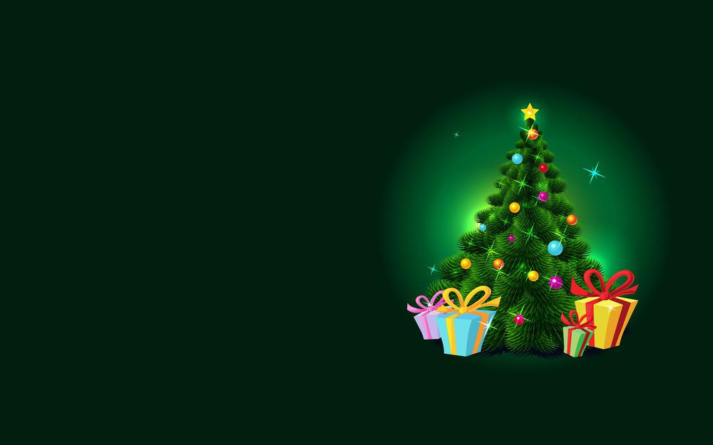 Spruce gifts green