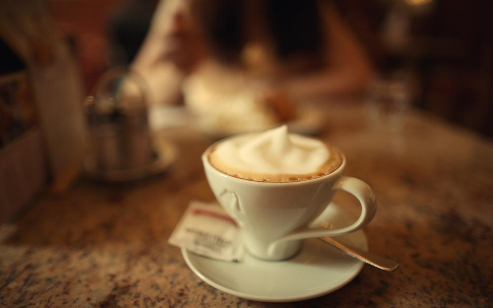 Coffee, saucer, cup, drink