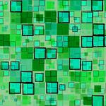 Tekstura, black, abstraction, geometry, green, background