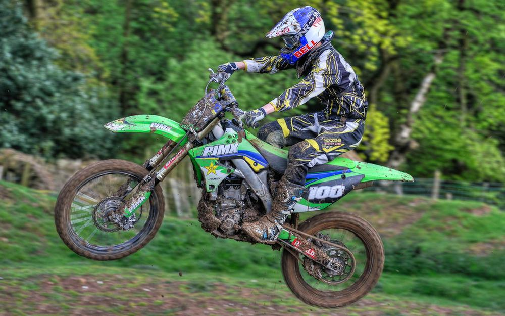 Competition, motocross, motorcycle