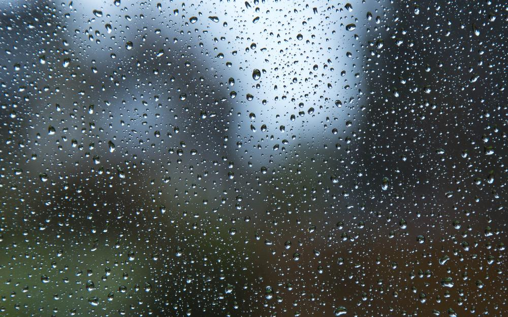Water, glass, surface, drops