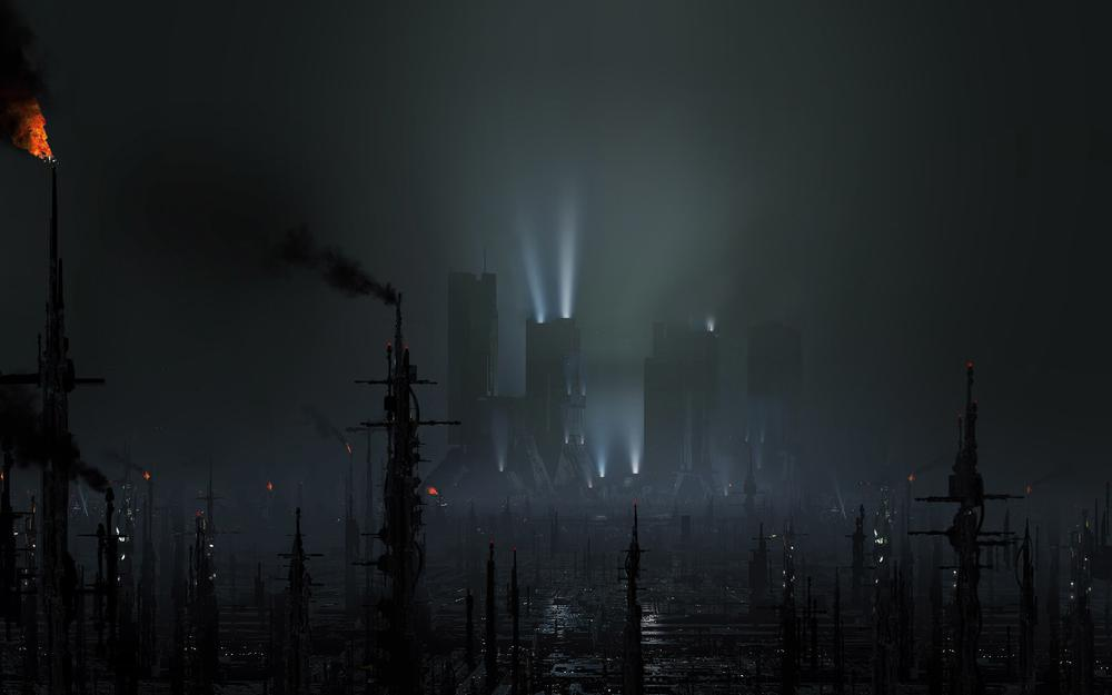 Smog, black out 2022, torch