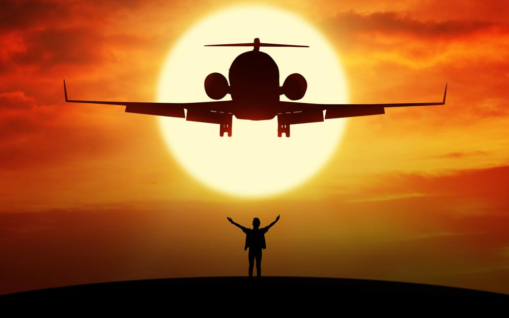 Airplane, plane, planet without prejudice, sun sky dawn, passenger, beautiful background, turbojet, wallpaper., height, person freedom