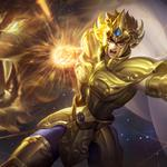 Dharma – gold leo king glory official wallpaper