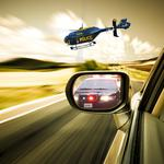 Pursuit, helicopter, plane
