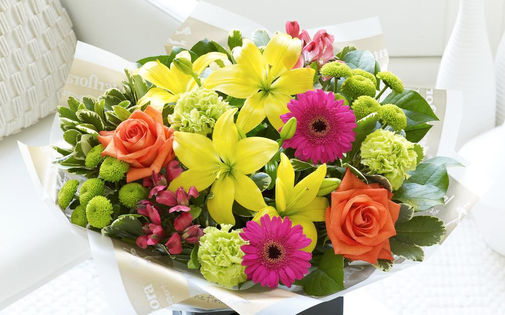 Bouquet, flowers, holiday