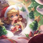 Cai wenji – miracle christmas king glory wallpaper