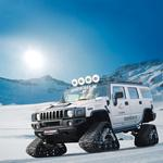 Bomber, caterpillars, suv, geigercars, h2, tuning, hummer