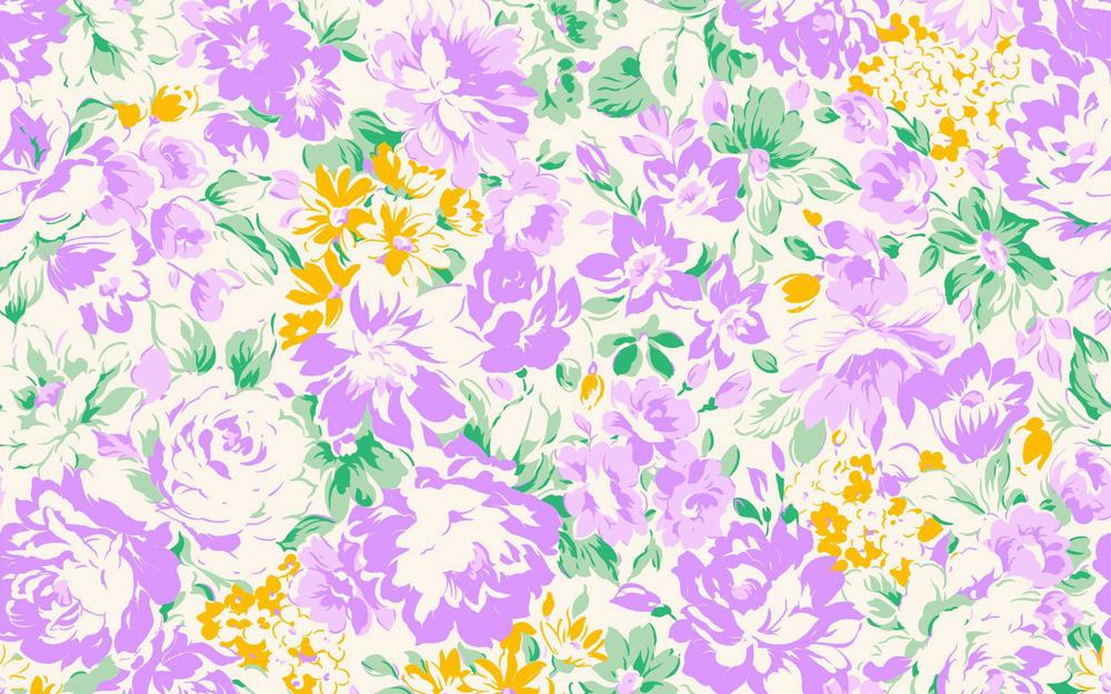 Background, flowers, number