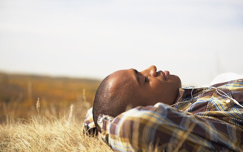 Nature, guy, african american