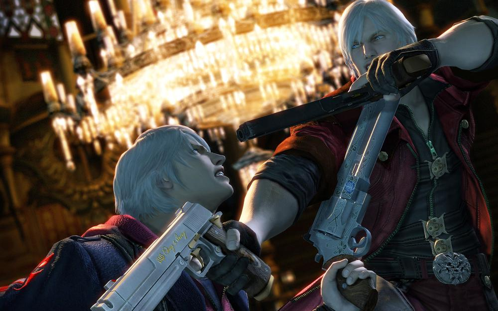Nero, dante, devil may cry