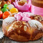 Baking, eggs, cake, easter, culich, eggs