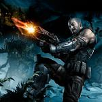 Red faction, creatures, armageddon, monsters, warriors