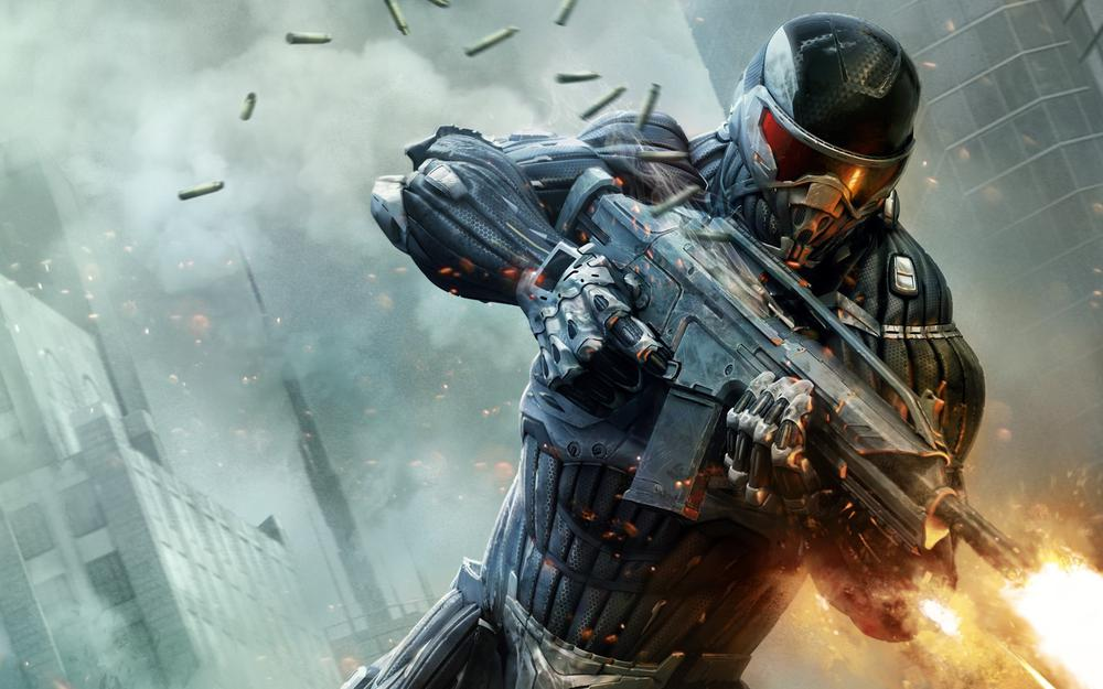 Current, crysis 2, nomad, weapon