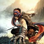 Glove, rocks, sword, prince of persia, fantasy, prince of persia, wallpapers
