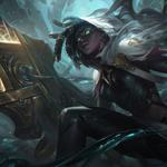 League of legends soul saint gun samena wallpaper