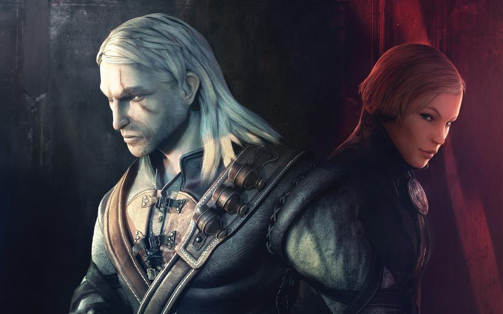 Witcher, the witcher, heralt, enhanced edition