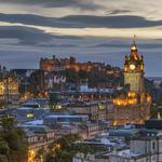 Edinburgh castle, scotland, scotland, edinburgh, edinburgh