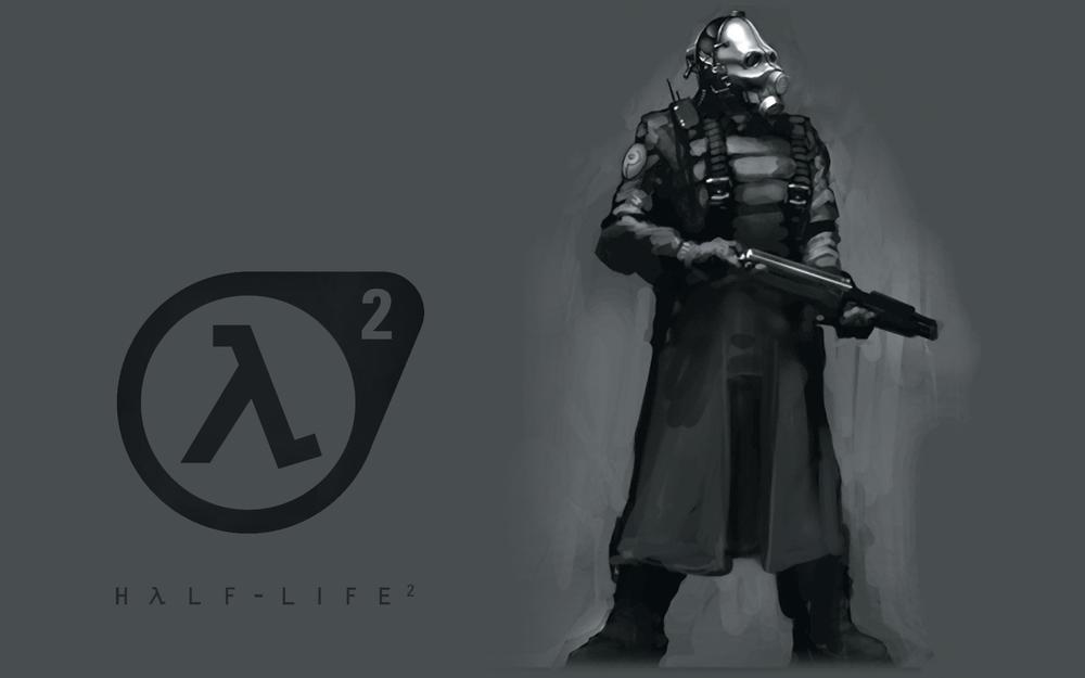 Combine, soldier, half-life 2, weapon