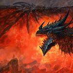 Dragon, flame, world of warcraft, forcetral, cataclysm, wow, deathwing