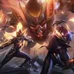 League of legends fpx champion skin hd wallpapers