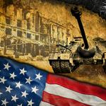 Wot, world of tanks, t95, america