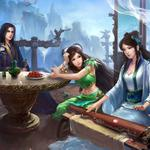 Ancient chinese, emerald dynasty, ancient beauty wallpapers