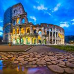 Countries architecture rome italy