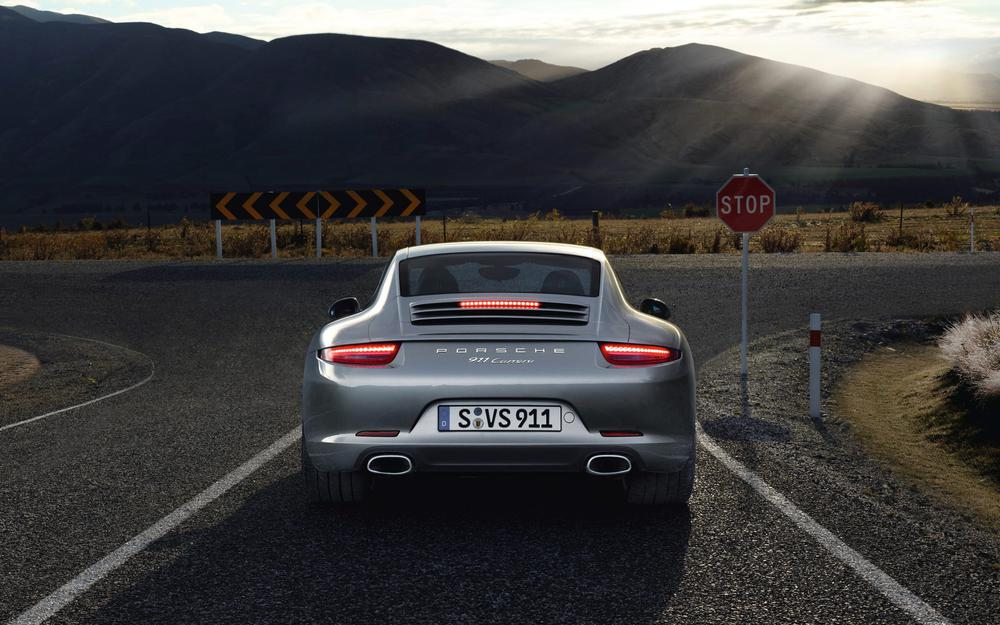 Porshe at the crossroads