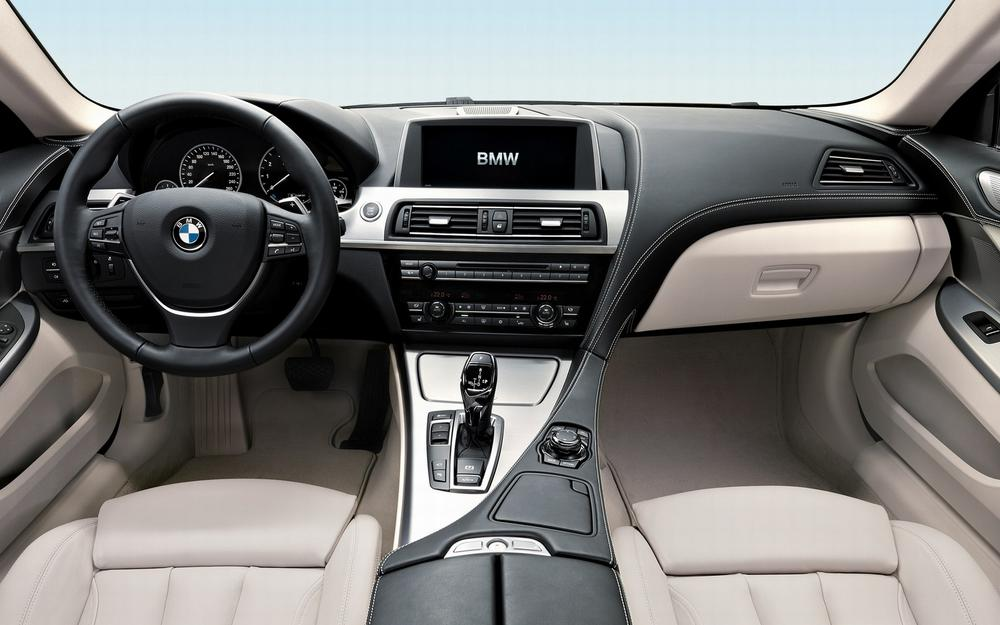 Bright interior bmw.