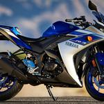 Motorcycle, yzf-r3