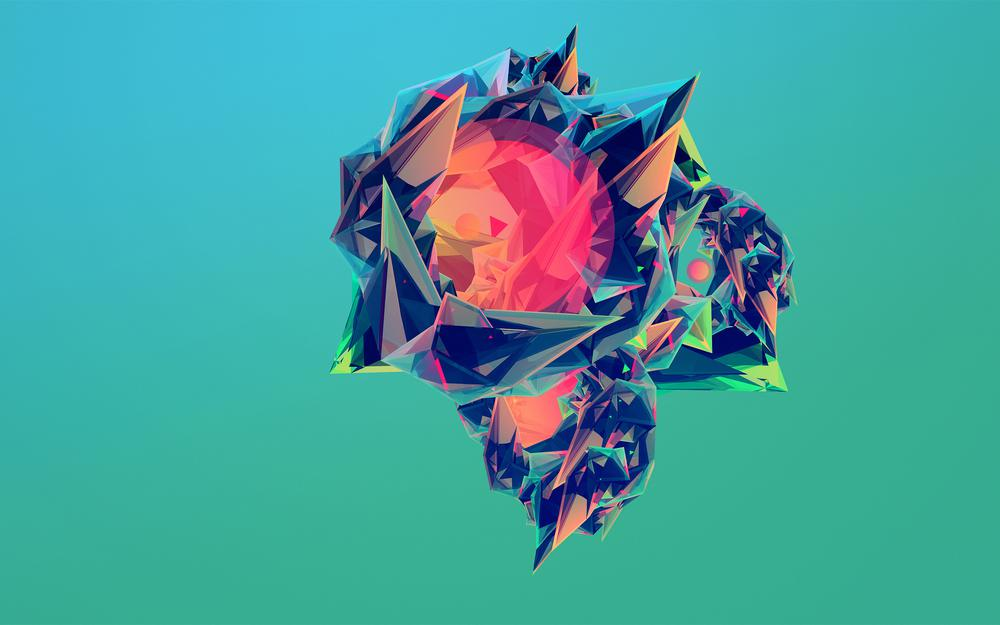Koan sound, justin maller, electronicglitch, abstraction, owsla
