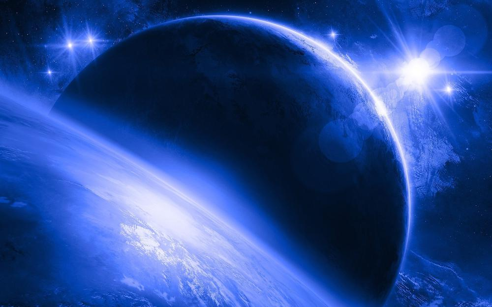 Planets, space, new worlds