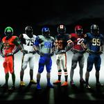 Fans, game american football, sport