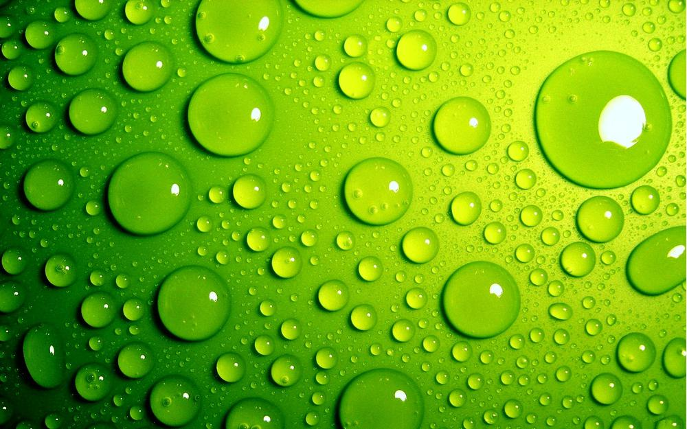Splashes, water, drops