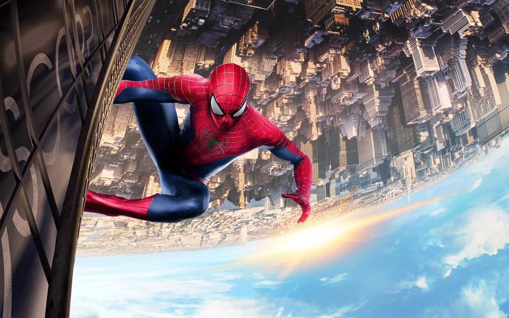 The amazing spider-man 2, peter parker, new york, spiderman 2, city
