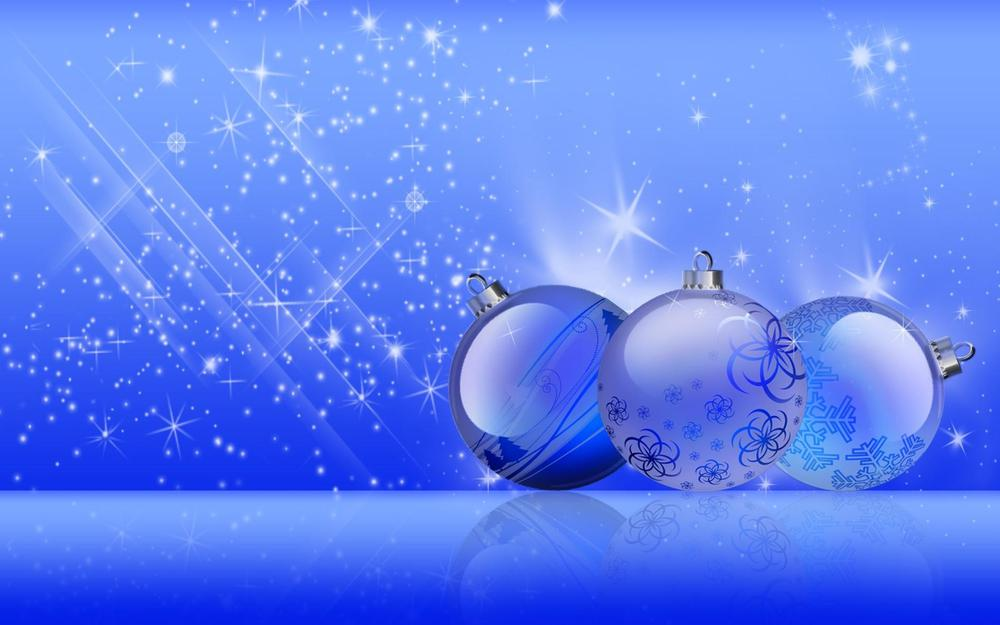 Holiday, balloons, twinkling, christmas decorations